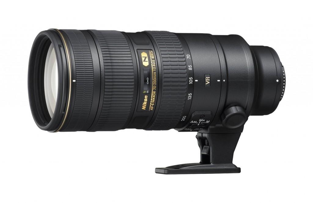Nikon 70-200mm f2.8 II lens