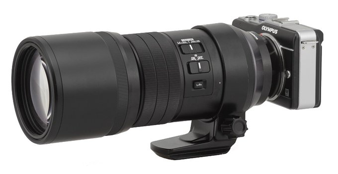 Olympus 300mm F4.0 ED IS Pro lens review2