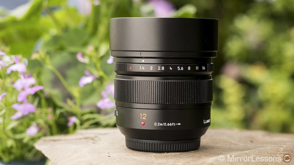 Panasonic Leica DG 12mm F1.4 ASPH lens reivew