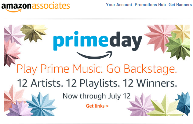Prime Day July 7th