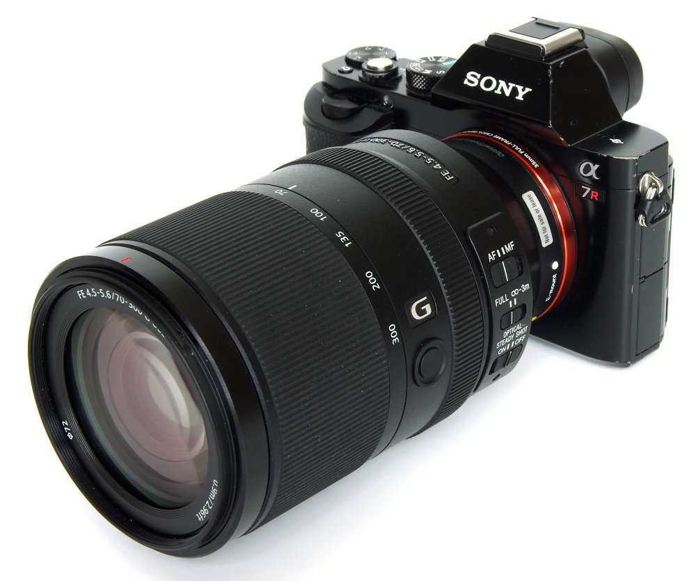 Sony FE 70-300mm F4.5-5.6 G OSS review