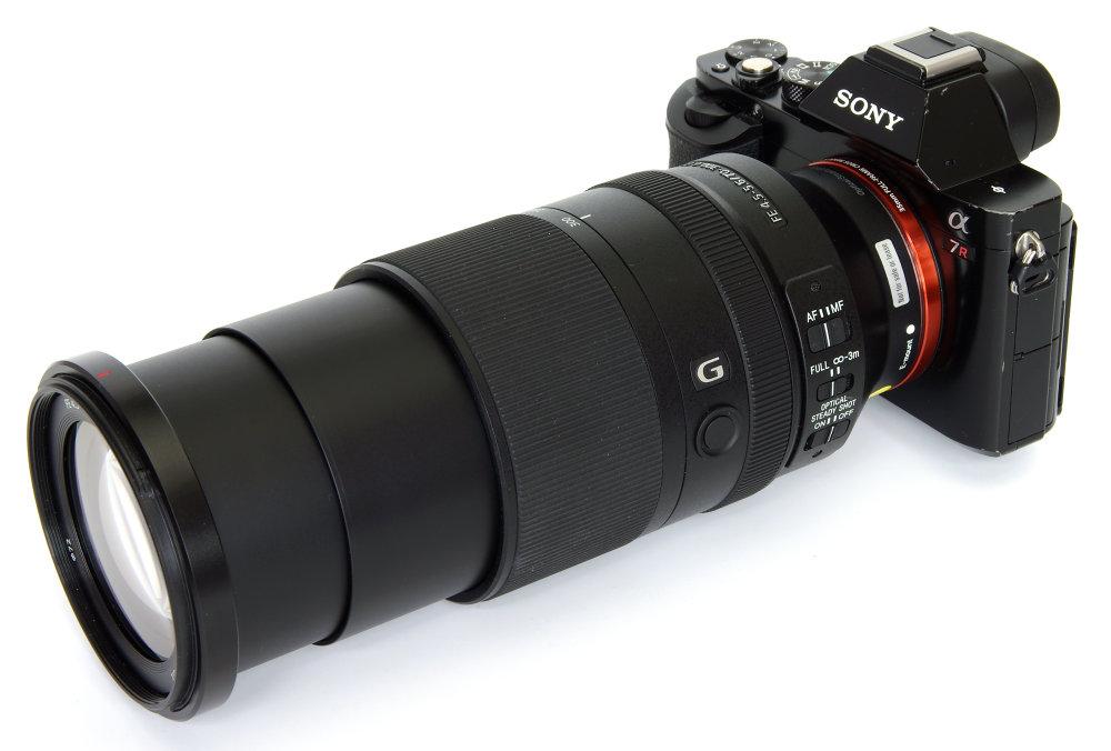 Sony FE 70-300mm F4.5-5.6 G OSS review2