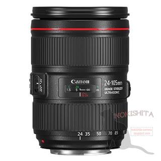 Canon EF 24-105mm F4L IS II USM image