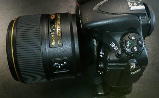 Nikon-AF-S-Nikkor-105mm-f1.4E-ED-lens-with D800