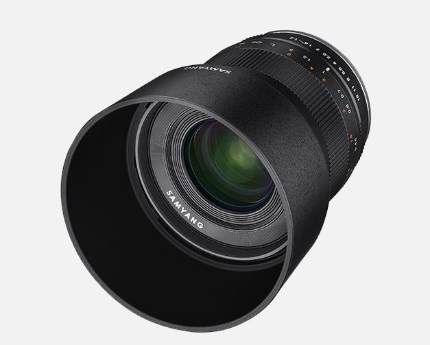 Samyang 35mm F1.2 lens
