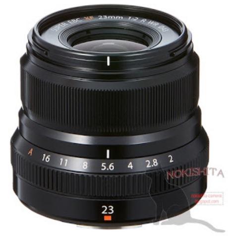 fujifilm XF23mm F2