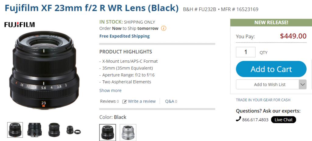 fujifilm-xf-23mm-f2-r-wr-lens-in-stock