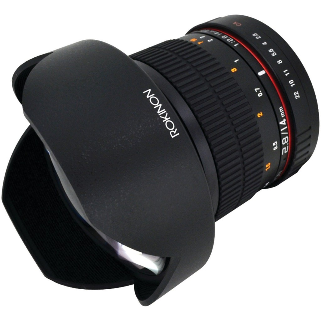 <span style='color:#dd3333;'>Hot Deal: Rokinon 14mm F2.8 Lens for Sony E for $249</span>