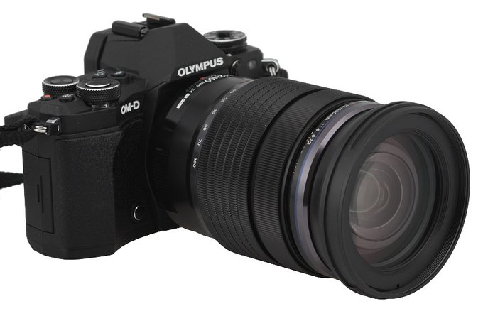 Olympus 12-100mm F4 review