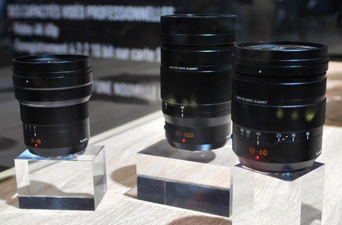 Panasonic-Leica lenses