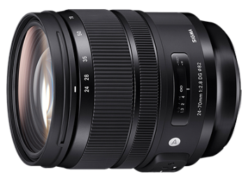Sigma 24-70mm F2.8 DG Art