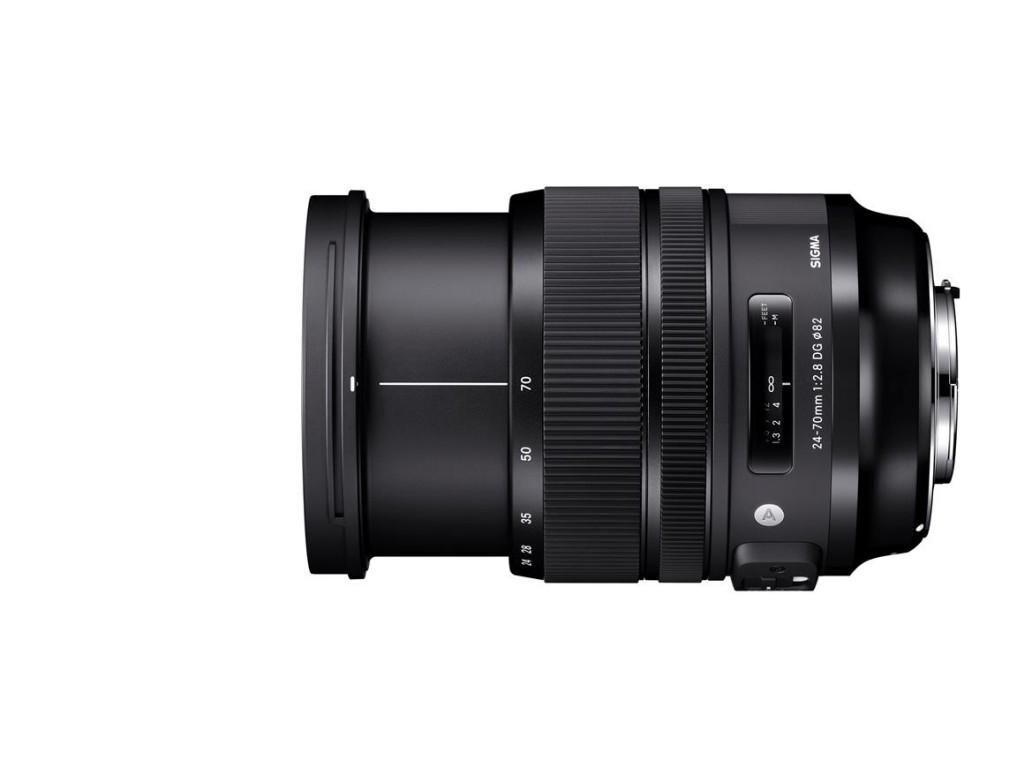 Sigma 24-70mm F2.8 DG HSM OS Art