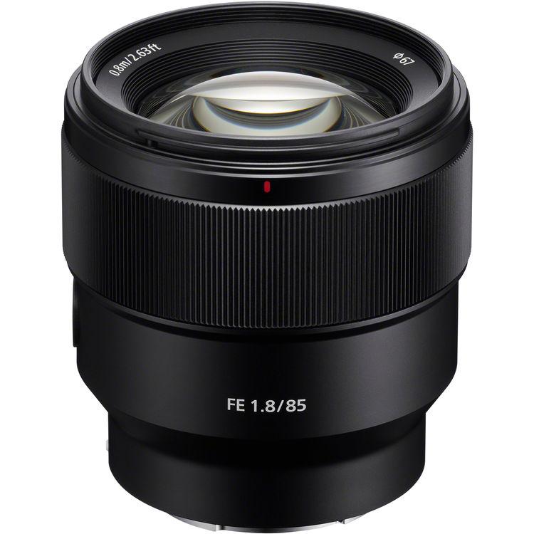 Sony FE 85mm F1.8 Lens2