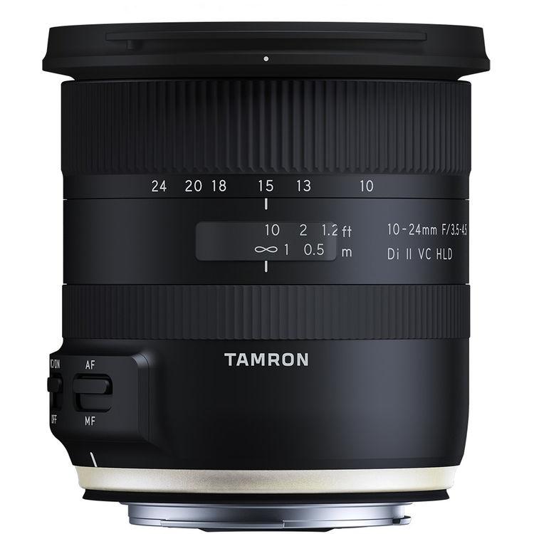 Tamron 10-24mm f3.5-4.5 Di II VC HLD Lens