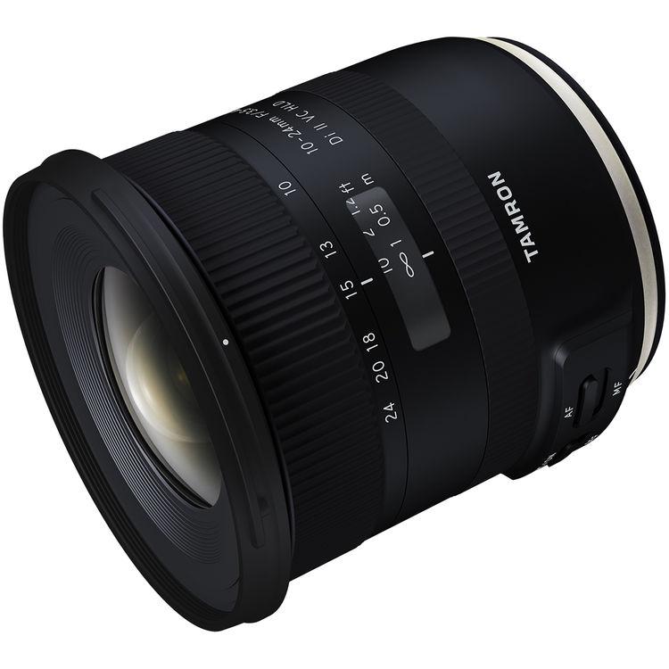 Tamron 10-24mm f3.5-4.5 Di II VC HLD Lens2