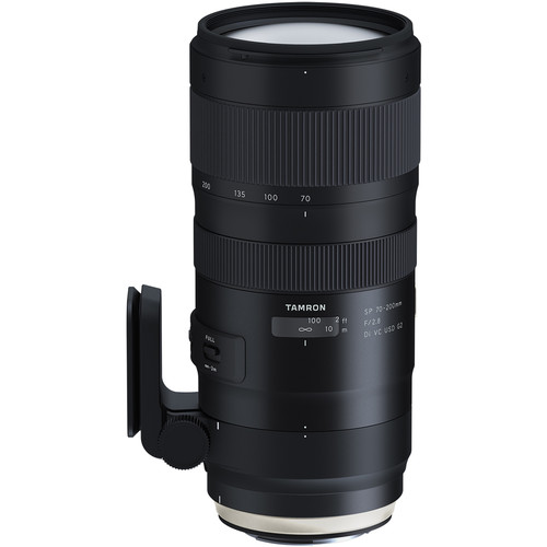 Tamron SP 70-200mm f2.8 Di VC USD G2 lens2
