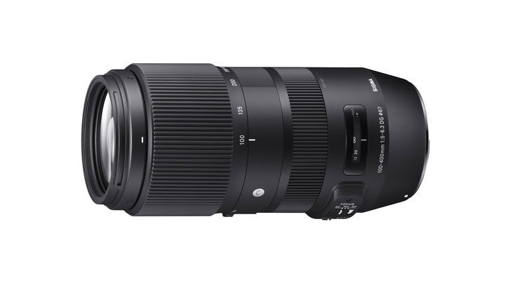 Sigma 100-400mm f5-6.3 DG OS HSM Contemporary Lens