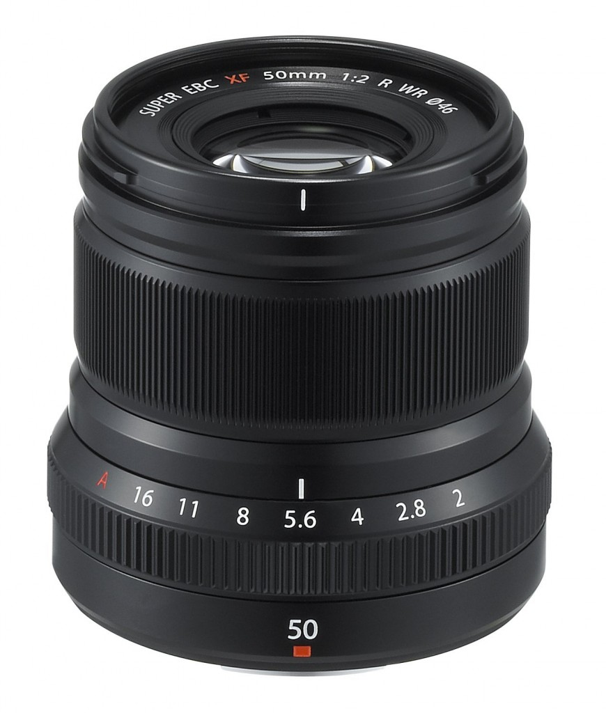 Fujifilm XF 50mm F2 lens