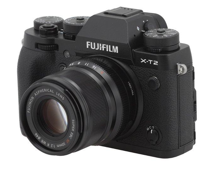 Fujifilm XF 50mm F2 lens review