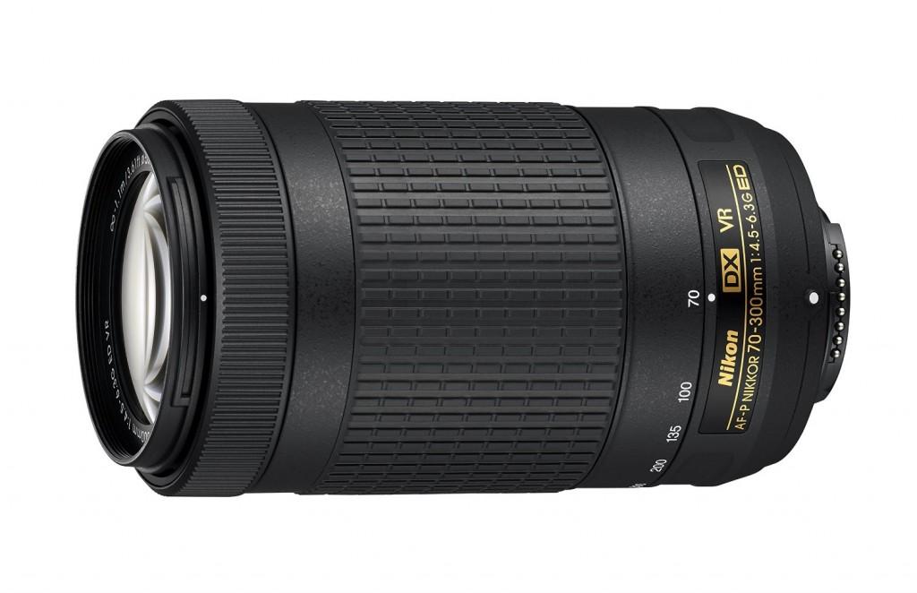 Nikon AF-P DX NIKKOR 70-300mm f4.5-6.3G ED VR Lens