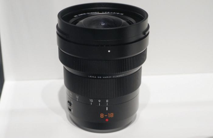 Panasonic Leica 8-18mm f2.8-4.0