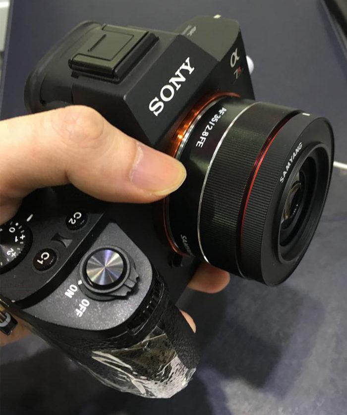 Samyang AF 35mm F2.8 FE lens2