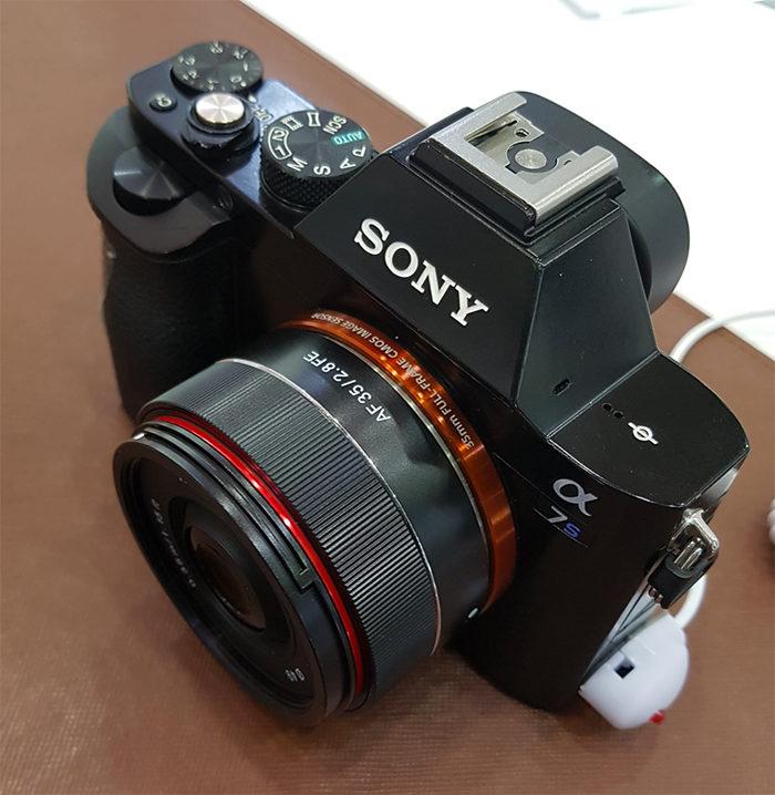 Samyang AF 35mm F2.8 FE lens3