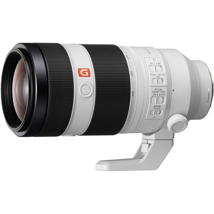 Sony FE 100-400mm F4.5-5.6 GM OSS