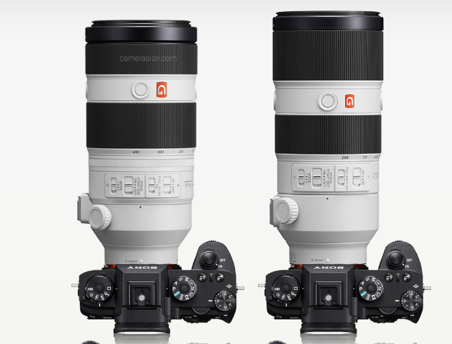 Sony FE 100-400mm GM vs. 70-200mm GM