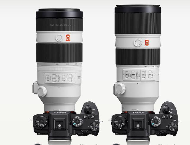 Sony FE 100-400mm GM vs. 70-200mm GM