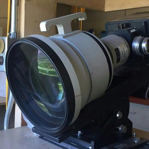 Canon 300mm F1.8 lens