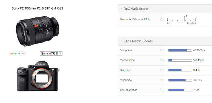 Sony FE 100mm F2.8 GM OSS lens review