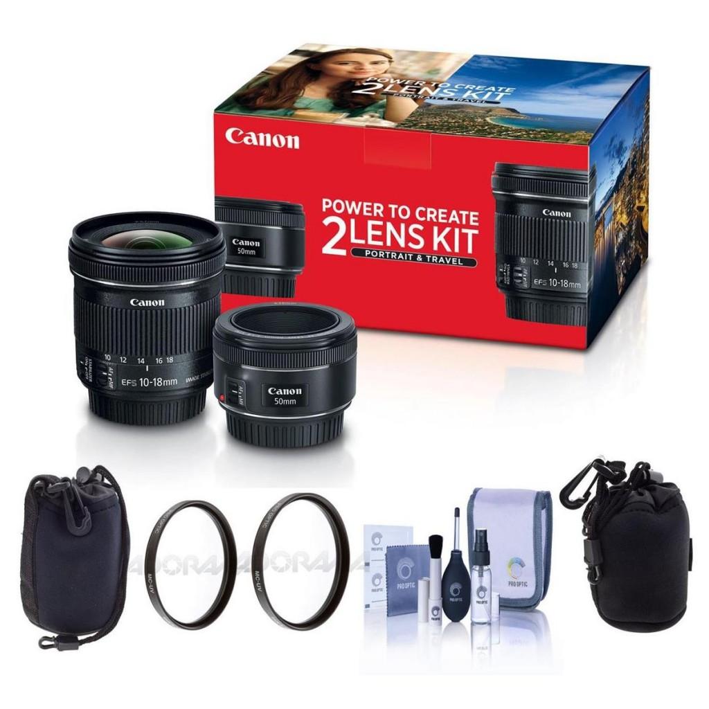 Canon 2 Lens Kit