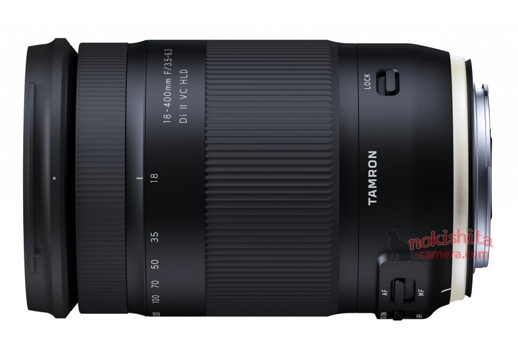 tamron 18-400mm F3.5-6.3 Di II VC HLD images