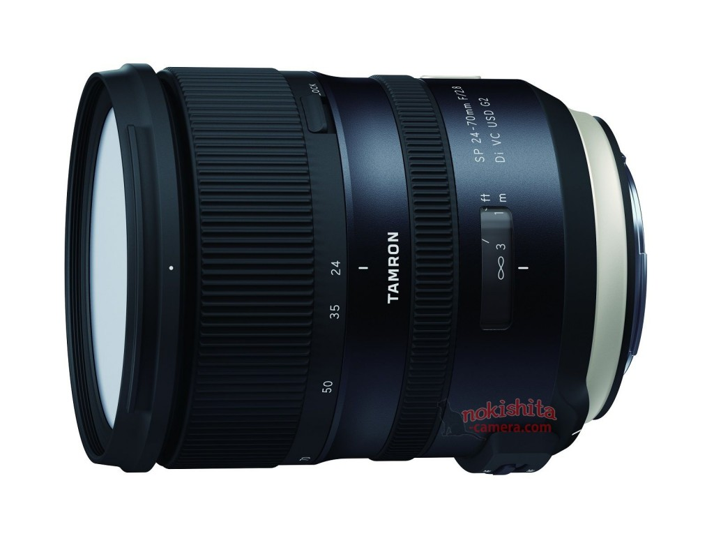 tamronSP 24-70mm F2.8 Di VC USD G2 images