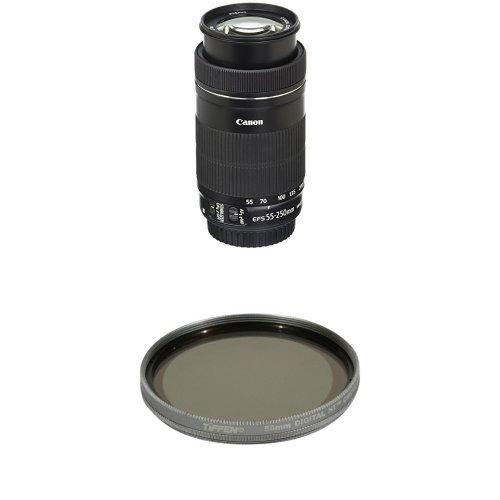 Canon EF-S 55-250mm lens kit