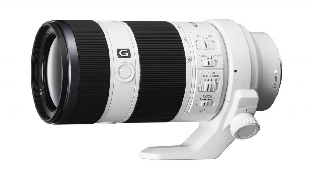 Sony FE 70-200mm F4