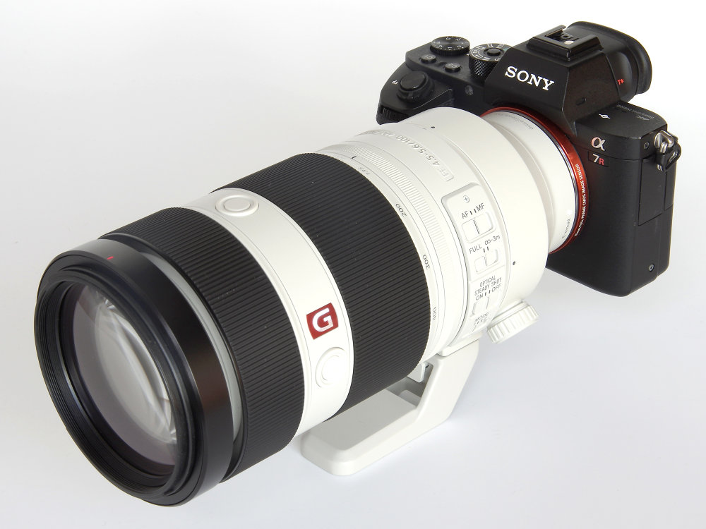 Sony FE 100-400mm GM review