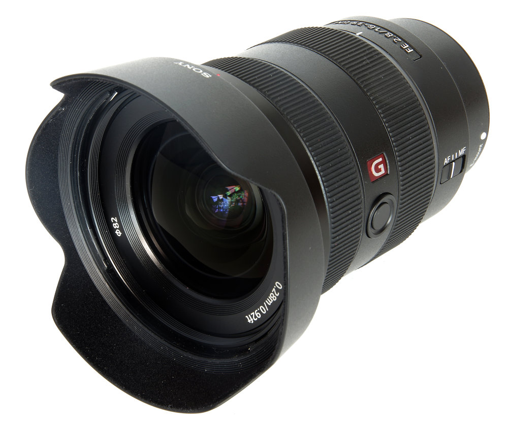 Sony FE 16-35mm F2.8 GM review