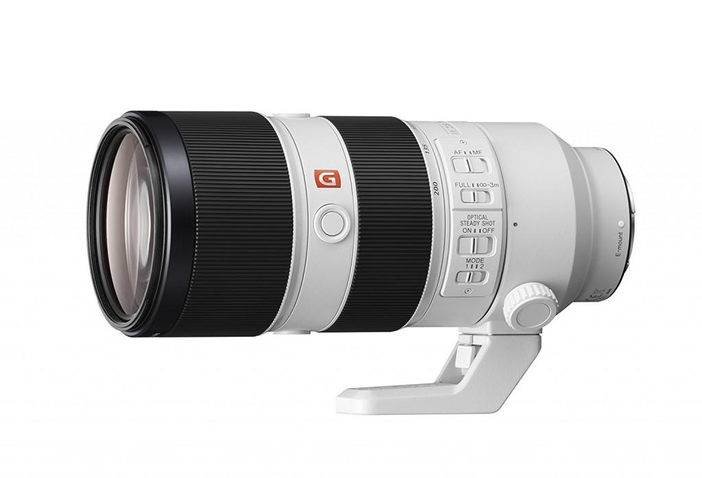 Sony FE 70-200mm F2.8 GM