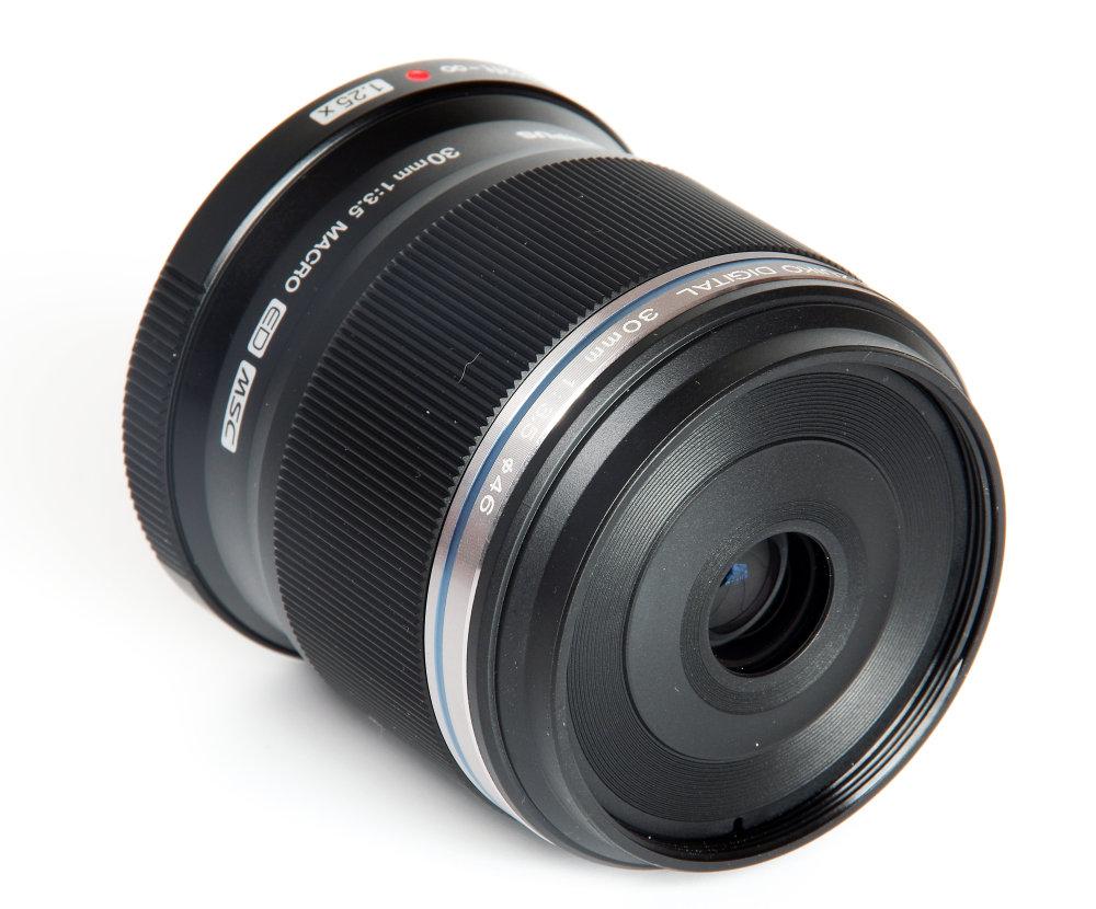 Olympus M. Z 30mm F3.5 Macro lens