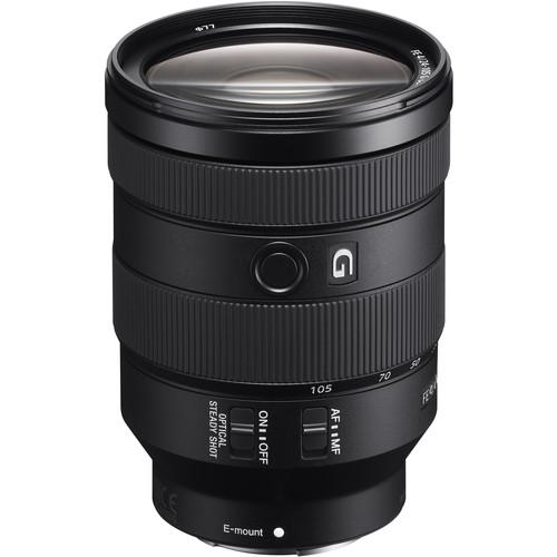 Sony FE 24-105mm F4 G lens images