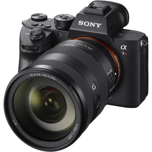 Sony FE 24-105mm F4 G lens