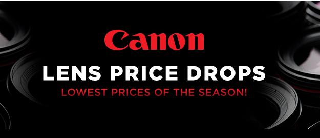 Canon lens deal