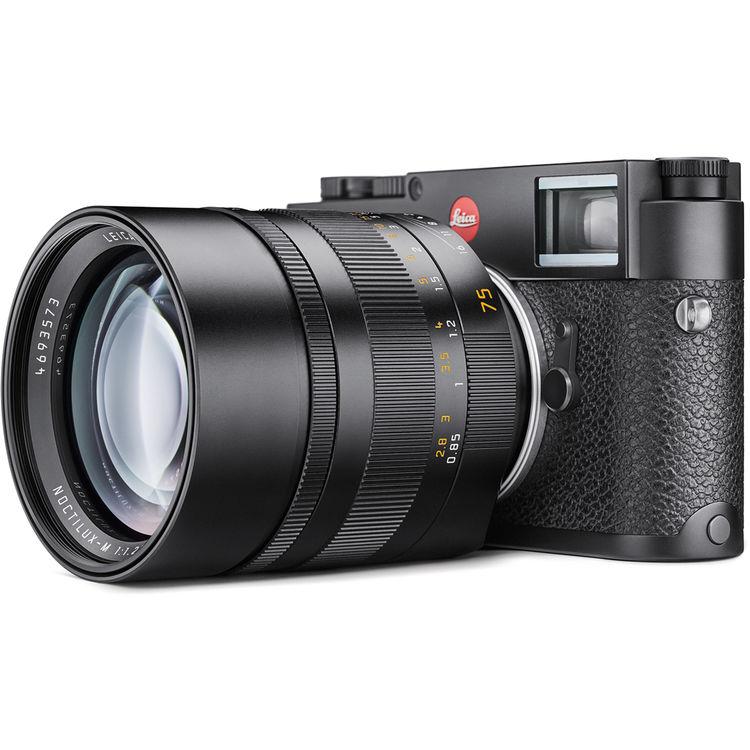 Leica Noctilux M 75mm F1.25 ASPH