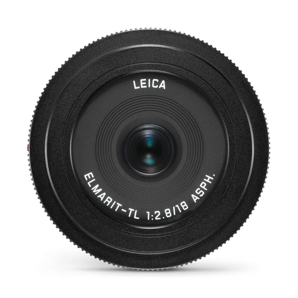 Leica TL 18mm F2.8 Asph lens
