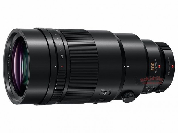 Panasonic Leica 200mm f2.8 ASPH images3