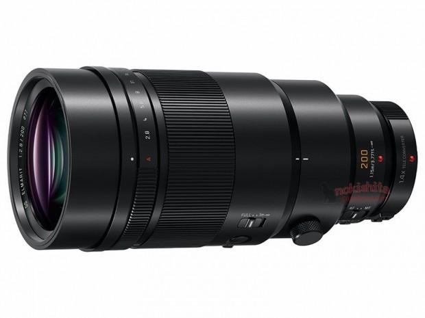 Panasonic Leica 200mm f2.8 ASPH images3