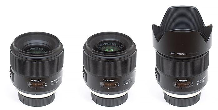 sp 35mm f1.8 lens