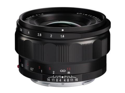 Voigtlander 35mm f1.4 FE lens